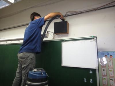 学校清洁│教室清洁│幼儿园清洁
